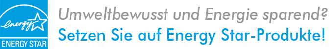 Energy Star Produkte